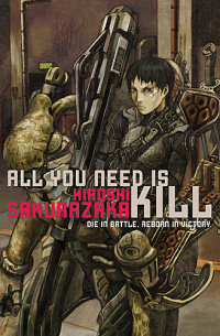 Copertina di All You Need is Kill