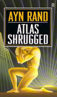 Copertina di Atlas Shrugged