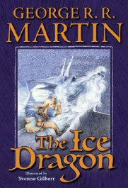Copertina de The Ice Dragon