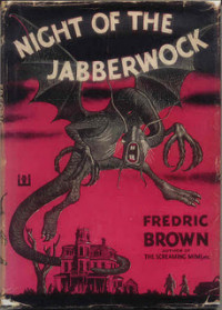 Copertina di Night of the Jabberwock