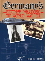 Copertina di Germany's Secret Weapons in World War II