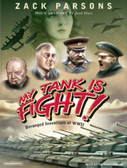 Copertina di My Tank Is Fight!
