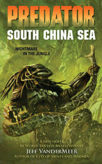 Copertina di Predator: South China Sea