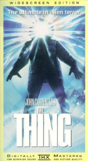 Locandina di The Thing