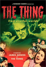 Locandina di The Thing from Another World