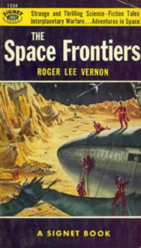 Copertina di The Space Frontiers