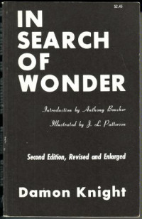 Copertina di In Search of Wonder