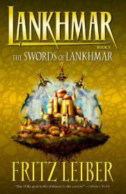 Copertina di The Swords of Lankhmar