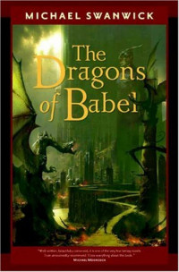 Copertina di The Dragons of Babel