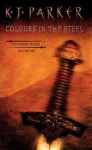 Copertina di Colours in the Steel
