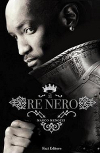 Copertina di The King. Il Re Nero