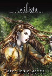 Copertina del volume 1 della graphic novel di Twilight