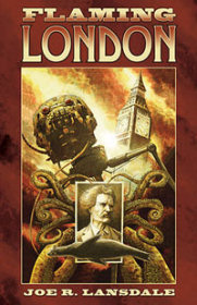 Copertina di Flaming London