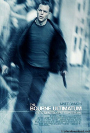 Locandina di The Bourne Ultimatum