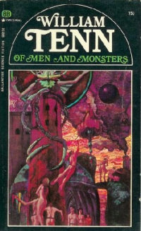Copertina di Of Men and Monsters