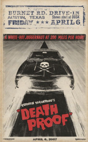 Locandina di Death Proof