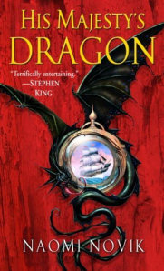 Copertina di His Majesty's Dragon