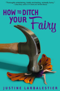 Copertina di How to Ditch Your Fairy