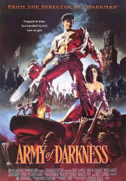 Locandina di Army of Darkness