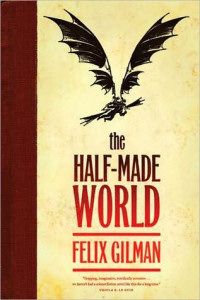 Copertina di The Half-Made World