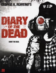 Locandina di Diary of the Dead