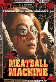 Locandina di Meatball Machine