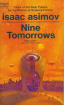 Copertina di Nine Tomorrows