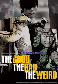 Locandina di The Good, the Bad and the Weird