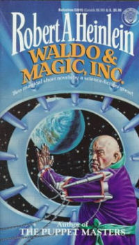 Copertina di Magic, Inc.