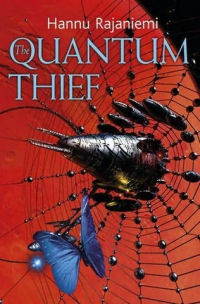 Copertina di The Quantum Thief
