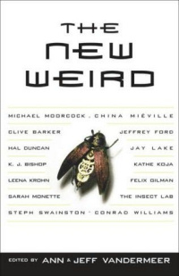 Copertina dell'antologia The New Weird