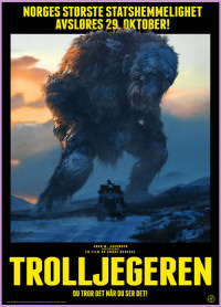 Locandina di The Troll Hunter