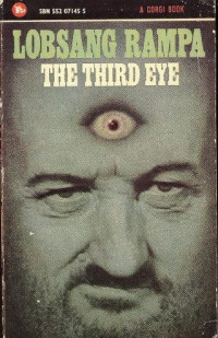Copertina del libro The Third Eye