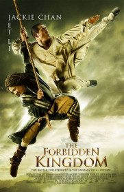 Locandina di The Forbidden Kingdom