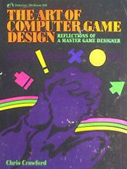 Copertina di The Art of Computer Game Design